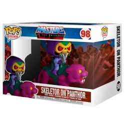 Figura POP! Skeletor riding...