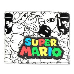 Portafoglio Super Mario...