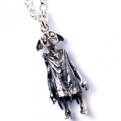 Collana d'argento Dobby Harry Potter