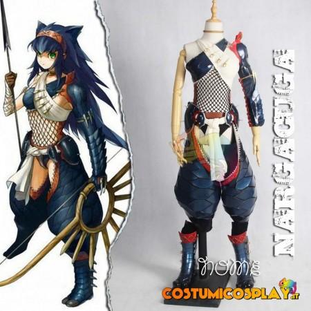 Costume armatura Nargacuga Monster Hunter
