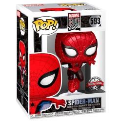 Figura POP! Spider-Man 80th Marvel Exclusive