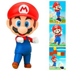 Action Figure Nendoroid Mario Super Mario Nintendo 10 cm