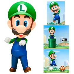 Action Figure Nendoroid Luigi Super Mario Nintendo 10 cm