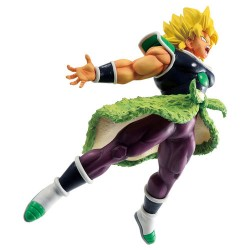 Action Figure Super Saiyan Broly Rising Fighters Dragon Ball Z 24 cm