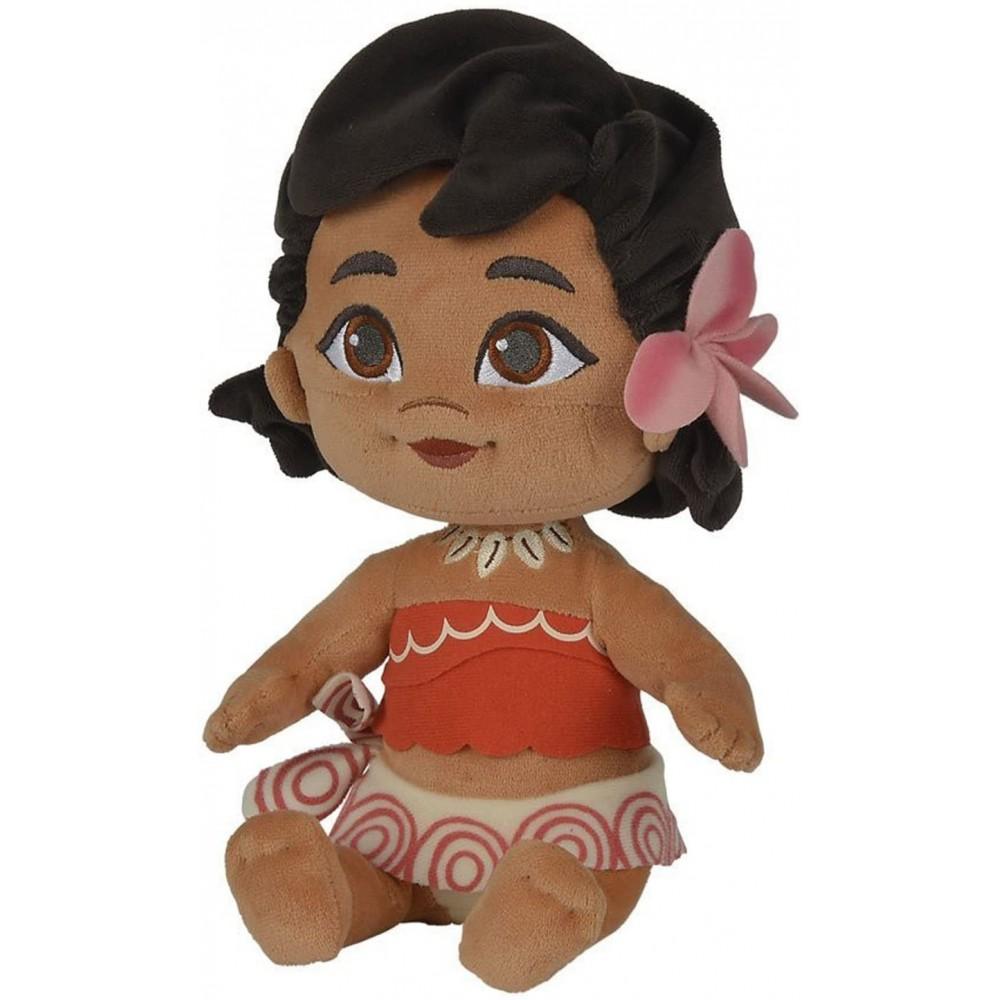 Peluche piccola Vaiana Oceania Disney 45
