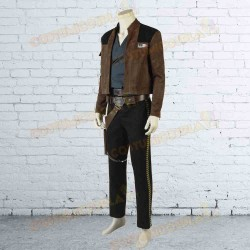 Costume cosplay Han Solo a Star wars Story