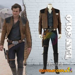 Costume cosplay Han Solo a...