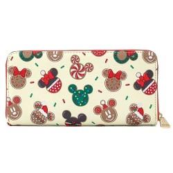 Portafoglio Cookie Mickey e Minnie Mouse Disney Loungefly