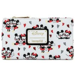 Portafoglio Love Mickey e...